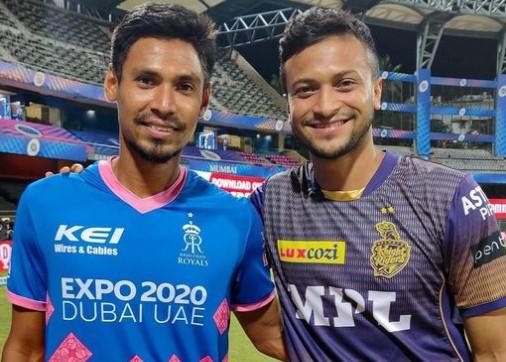 Shakib and Mustafizur to get NOC for remaining IPL 2021