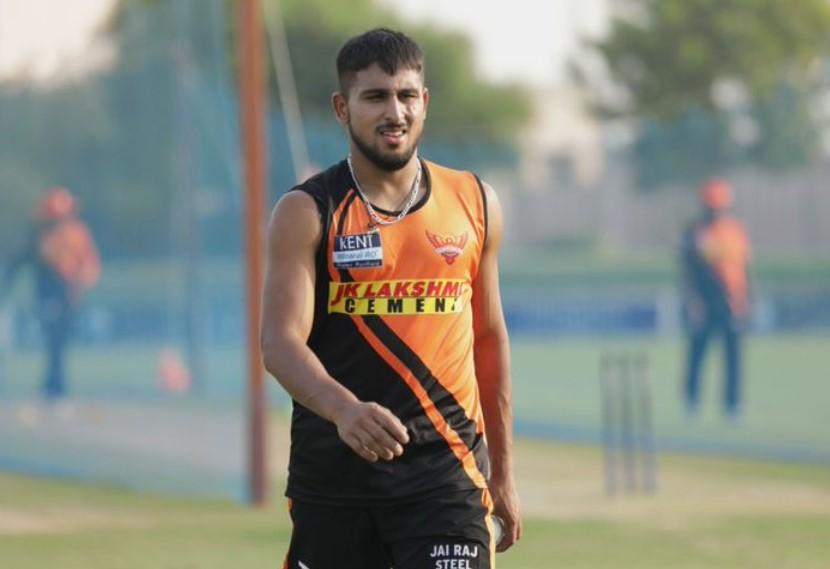 IPL 2021: Umran Malik joins SRH as a short-term replacement for T Natarajan
